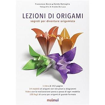 Lezioni Di Origami. Segreti Per Diventare Origamista
