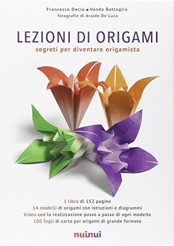 Lezioni di origami. Segreti per diventare origamista. Ediz. illustrata