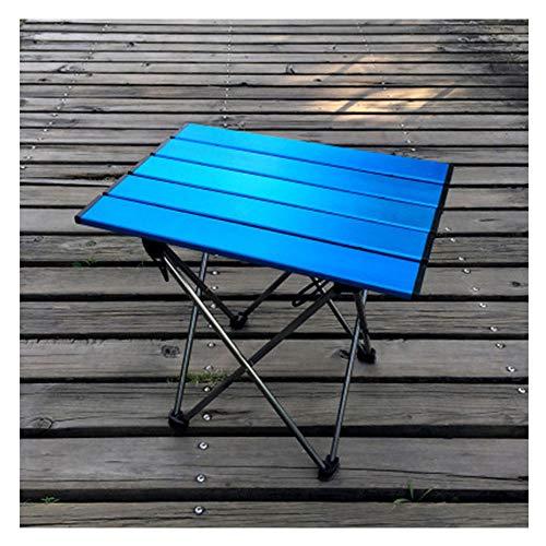 HONGNA Outdoor-Bergsteigen Superlegierung Klapptisch Grill Camping Tragbaren Picknicktisch Einfache Kleine Mini-Tisch