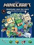 Minecraft:Aventures sous les mers - Autocollants et activités