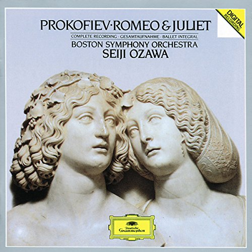 Romeo und Julia (Gesamtaufnahme) (2 Symphony Prokofiev)