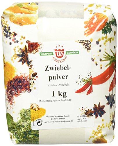 Wichartz Würzkönig Zwiebelpulver, 2er Pack (2 x 1 kg)