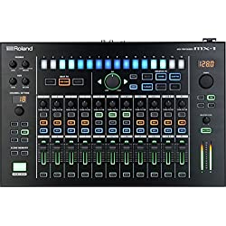 Roland MX-1 18canaux table de mixage audio - tables de mixage audio (18 canaux, 24 bit, 100000 Ohm, -26, Secteur, 400 mm)