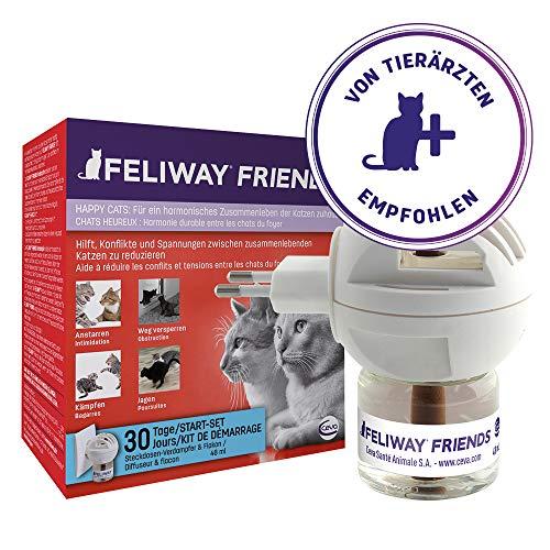 Feliway Friends Starterset - Zerstäuber und 48 ml Flakon