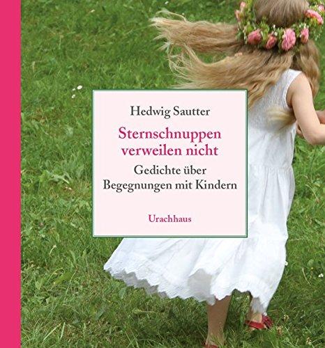 Sternschnuppen verweilen nicht: Gedichte über Begegnungen mit Kindern