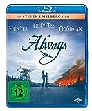 Always [Blu-ray] - Richard Dreyfuss, Holly Hunter, Brad Johnson, John Goodman, Audrey Hepburn