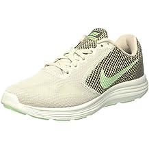 Nike 819303 Zapatillas, Mujer, Varios colores (Light Bone / Fresh Mint / Midnight Fog), 39 EU (5.5 UK)