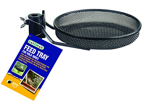 Gardman A01507Feed Tray for Birds 1