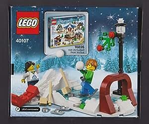 Lego 40107 Weihnachtsset - Limitierte Edition 2014: Amazon