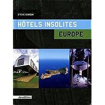 Htels Insolites Europe