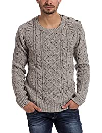 Timezone Knit Pullover - Pull - Homme