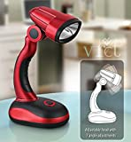 #7: VRCT study lamp for students / table lamp for study / lamp for study (Battery Not Includes)