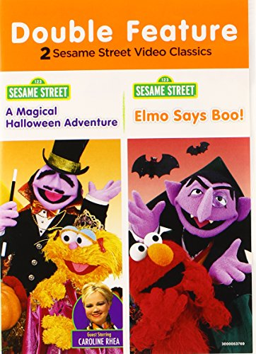 al Halloween / Elmo Says Boo [DVD] [Region 1] [NTSC] [US Import] ()