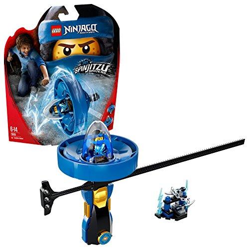 LEGO Ninjago 70635 - Spinjitzu-Meister Jay, Unterhaltungsspielzeug