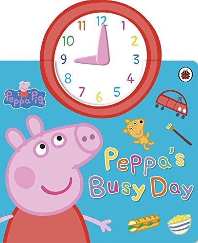 Peppa Pig: Peppa's Busy Day por Ladybird Books Ltd