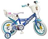 Pik&Roll Toims Reine des Neiges Vélo Enfant 16'- 4/5 ans