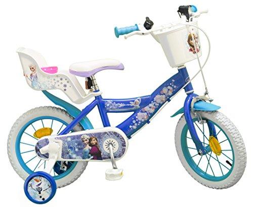 TOIMS Reina Las Nieves: Bicicleta niña