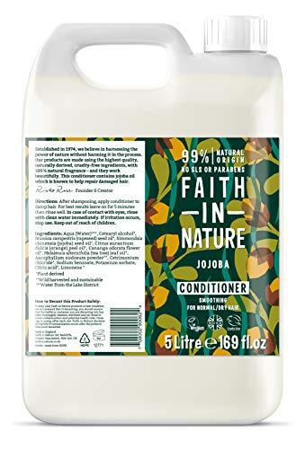 Faith In Nature Jojoba acondicionador