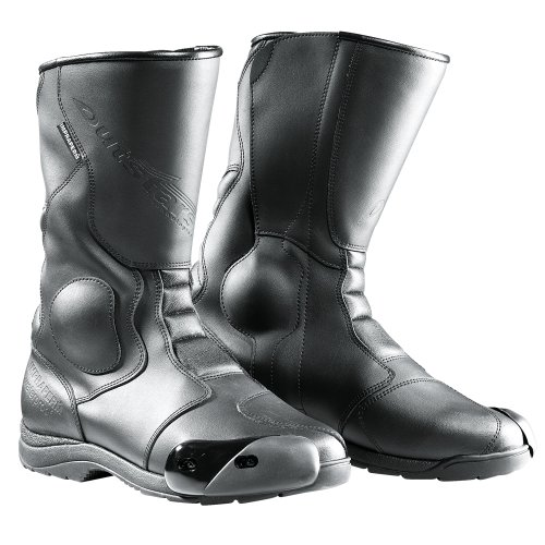 Outstars Stivali Moto Speed, Nero, 45