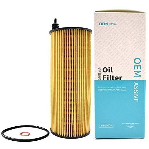 Filtro olio 11427805707 per X5 X6 E60 E61 E70 E71 E92 F01 F04 F85 118d 318d 2.0L 3.0L motore 11427807177