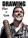 Clip: Drawing Negan & Lucille [OV]