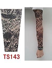 Junsi Manchon effet tatouage temporaire de haute qualité TS131