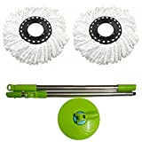 Best Press Refills - RAPIDO RAPID SPIN 360 SPINNING MOP ROD WITH Review
