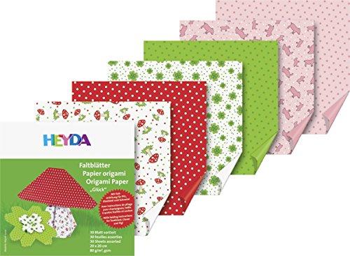 Faltblätter Origami-papier, 2-seitig