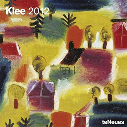 2012 Klee Grid Calendar