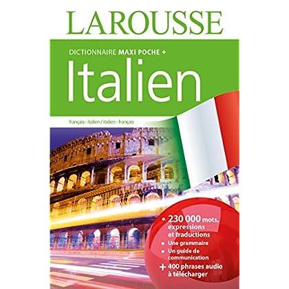 Dictionnaire Larousse maxi poche plus Italien