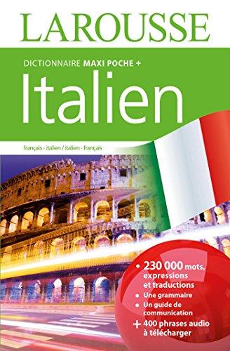 Dictionnaire Larousse maxi poche plus Italien par Collectif