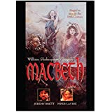 Shakespeare Series: Macbeth by Centry Home Video