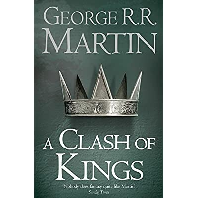 A Song of Ice and Fire, Book 2 : A Clash of Kings