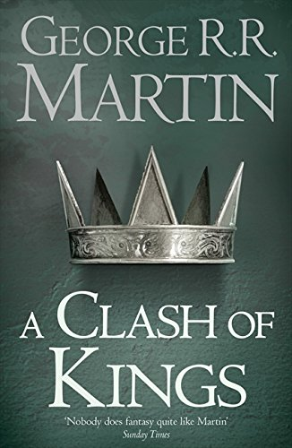 Cover of A Clash of Kings (A Song of Ice and Fire book 2)