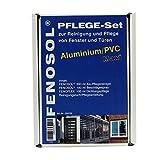 FENOPLAST Fenosol Fensterpflege MAXI SET (Aluminium/PVC)