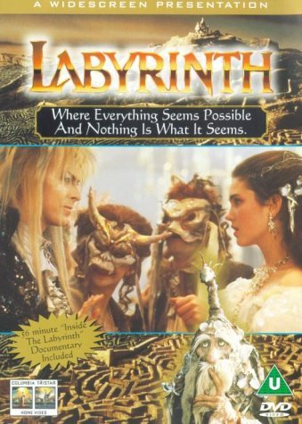 Labyrinth [DVD] [1986] by David Bowie -
