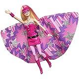 Barbie Mädchen Princess Power Super Sparkle Doll - pink