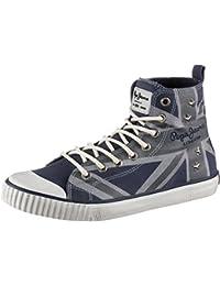 Pepe Jeans London PFS30559 PFS30559 - Zapatillas de deporte para mujer, color púrpura, talla 40
