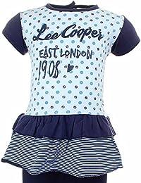 Lee Cooper Juntos Camiseta Mangas cortas y Legging Bebé Niñas