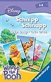 Ravensburger 23311 - Disney Winnie Pooh: Schnipp Schnapp - Mitbringspiel