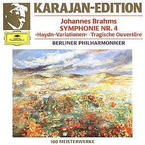 Brahms: Symphonie N° 4 e.moll op.98 - Variationen über ein Thema von Joseph Haydn op.56a - Tragische Ouvertüre op.81