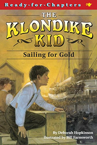 Sailing for Gold (Ready-For-Chapters) (English Edition)