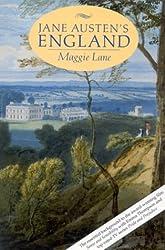 Jane Austen's England by Maggie Lane (1989-04-26)