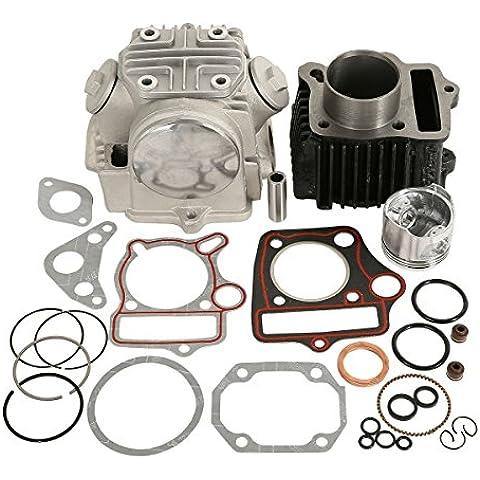 Tengchang motocicletta Cilindro Motore ricostruzione per Honda C70 CL70 CRF70F CT70 S65 SL70 XL70 XR70R 1969-1983 1994-1997 2004-2012
