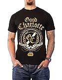 Good Charlotte T Shirt Waldorf Maryland Crest Band Logo officiel Homme nouveau