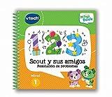 VTech Libro Scout y sus amigos, plataforma MagiBook (80-480722)