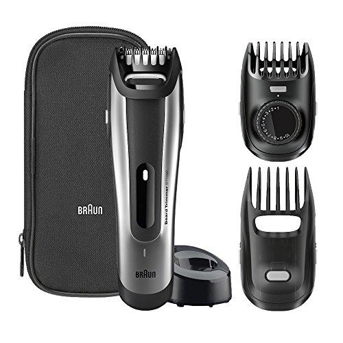 Braun BT5090 – Recortadora de barba con ajuste fino cada 0,5mm
