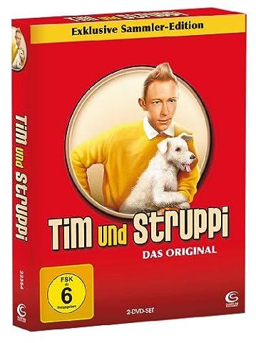 Tim und Struppi - Das Original - Teil 1+2 (Exklusive