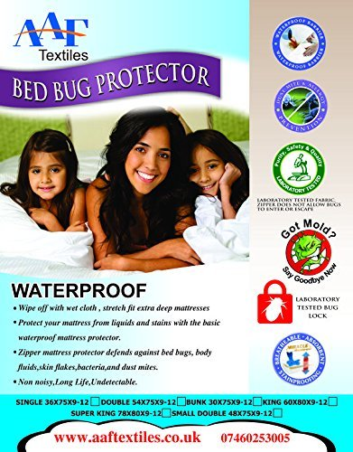 double-lab-certified-waterproof-bed-bug-proof-mattress-cover-protector-encasement-fully-encased-anti