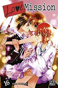 Love Mission Edition simple Tome 16